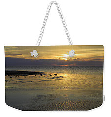 Good Morning Florida Keys V Weekender Tote Bag