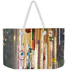 Good Morning Sunshine - Sun Catcher Weekender Tote Bag by Jackie Mueller-Jones