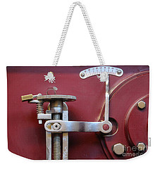 Good Old Fashioned Engineering ..part Two  Weekender Tote Bag by Lynn England