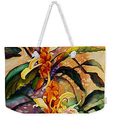 Goodbye To Summer Weekender Tote Bag