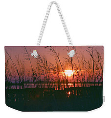 Goodnight Sun Weekender Tote Bag