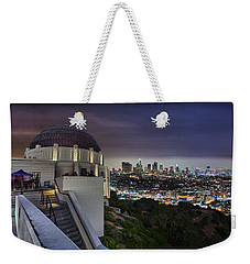 Gotham Griffith Observatory Weekender Tote Bag