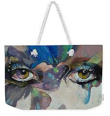 Gothic Butterflies Weekender Tote Bag