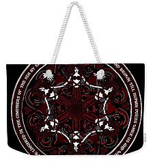 Gothic Celtic Mermaids Weekender Tote Bag