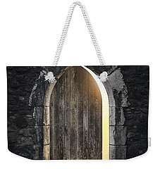 Gothic Light Weekender Tote Bag by Carlos Caetano