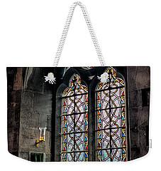 Gothic Window Weekender Tote Bag