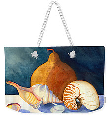 Gourd And Shells Weekender Tote Bag