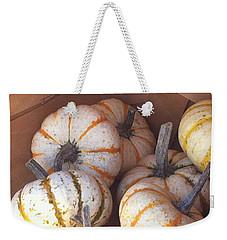 Gourd Harvest Weekender Tote Bag by Denyse Duhaime