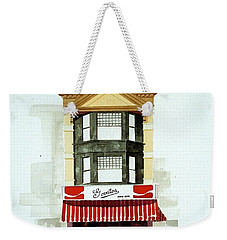 Govatos' Candy Store Weekender Tote Bag