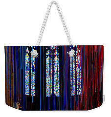 Grace Cathedral With Ribbons Weekender Tote Bag