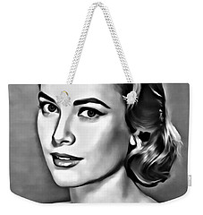 Grace Weekender Tote Bag by Florian Rodarte
