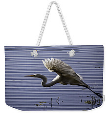 Grace In Motion Weekender Tote Bag by Lynn Palmer