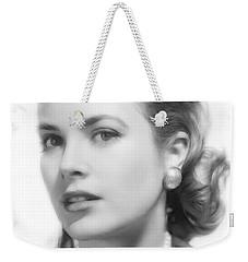 Grace Kelly Pencil Weekender Tote Bag