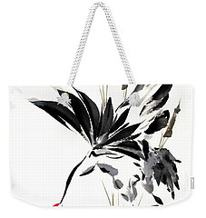 Grace Of Descent Weekender Tote Bag by Bill Searle