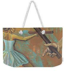 'grace Was Given' Weekender Tote Bag