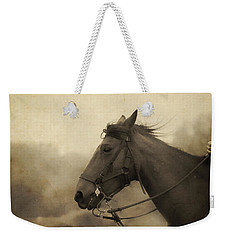 Graceful Beauty Weekender Tote Bag