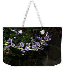 Graceful  Blossoms Weekender Tote Bag