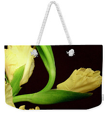 Gracefully Dawning Weekender Tote Bag
