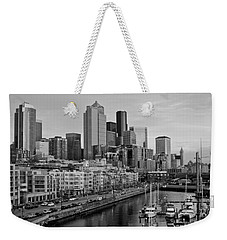 Gracefully Urban Weekender Tote Bag