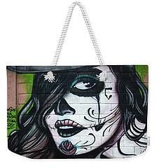 Graffiti Art Curitiba Brazil 21 Weekender Tote Bag