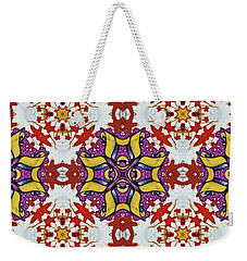 Graffito Kaleidoscope 40 Weekender Tote Bag