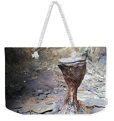 Grail Weekender Tote Bag