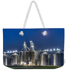 Grain Processing Plant Weekender Tote Bag