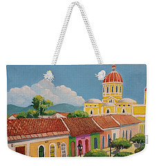 Granada Cathedral Weekender Tote Bag