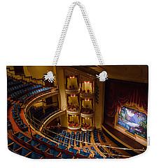 Grand 1894 Opera House - Galveston Weekender Tote Bag