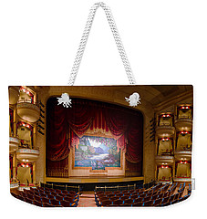 Grand 1894 Opera House - Orchestra Seating Weekender Tote Bag