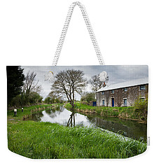 Grand Canal At Miltown Weekender Tote Bag