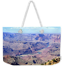 Weekender Tote Bag featuring the photograph Grand Canyon 64 by Will Borden