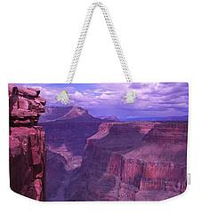Grand Canyon, Arizona, Usa Weekender Tote Bag by Panoramic Images