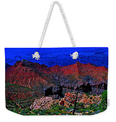 Grand Canyon Beauty Exposed Weekender Tote Bag