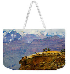Grand Canyon Clearing Storm Weekender Tote Bag