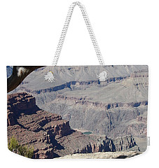 Weekender Tote Bag featuring the photograph Grand Canyon by David S Reynolds