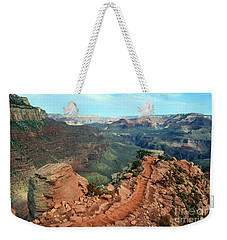 Grand Canyon National Park South Kaibab Trail Weekender Tote Bag