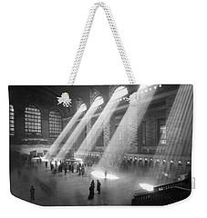 Grand Central Station Sunbeams Weekender Tote Bag