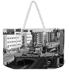 Grand Concourse Bronx Weekender Tote Bag