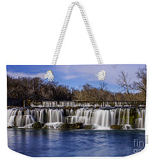 Grand Falls In Joplin Missouri Weekender Tote Bag