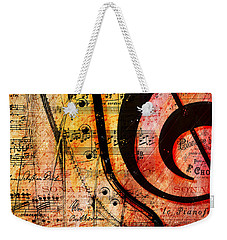 Grand Fathers Weekender Tote Bag by Gary Bodnar