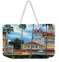 Grand Floridian Resort Walt Disney World Weekender Tote Bag