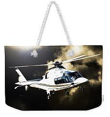 Grand Flying Weekender Tote Bag