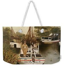 Grand Paw Domangue Weekender Tote Bag