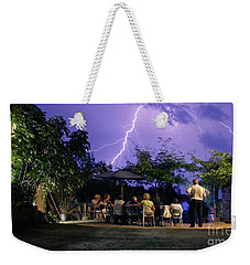 Grand Theatre Of Nature Weekender Tote Bag