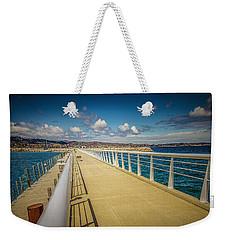 Grand Traverse Bay Weekender Tote Bag