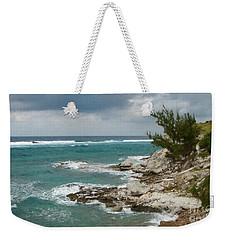 Grand Turk North Shore Weekender Tote Bag by Michael Flood