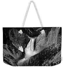 Weekender Tote Bag featuring the photograph Grandeur by Lucinda Walter