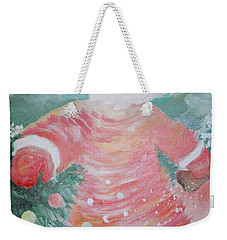 Grandfather Frost Weekender Tote Bag