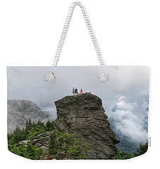 Grandfather Mountain Hikers Weekender Tote Bag